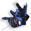 ถุงมือpro-biker ทัชสกรีน สีน้ำเงิน (ราคาพิเศษ)