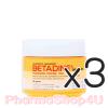 (ซื้อ3 ราคาพิเศษ) Betadine Ointment 50g เบตาดีนใส่แผล แบบขี้ผึ้ง ช่วยฆ่าเชื้อ สมานแผล แต้มสิวยุบเร็ว