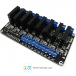 8 Channel 5V 2A SSR G3MB-202P Solid State Relay Module
