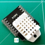 RobotDyn DHT22 - Temperature Humidity sensor Shield for WeMos D1 mini