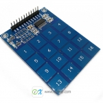16 Way XD-62B TTP229 Capacitive Touch Switch
