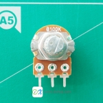 B100K VR Volume Potentiometer