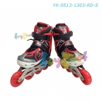 Inline Skates Red S-sized (31-34) no.YX-0153-1303-RD-S