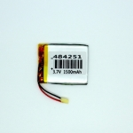 LiPo Battery 1500mAh with Protection Size 54x44x5mm