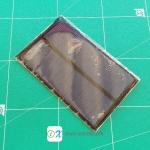 5V 1.2W 240mA Solar Panel Module โซล่าเซลล์ 5V 240mA