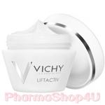 ลดกว่า20% จาก 1900.- VICHY Liftactiv Global Anti-Wrinkle & Firming Care 50mL ครีมบำรุงผิวหน้า (กลางวัน) ช่วยลดเลือนริ้วรอย คืนความอ่อนเยาว์สู่ผิว