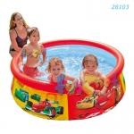 Intex Cars Easy Set Pool 6ft (183x51 cm) no.28103
