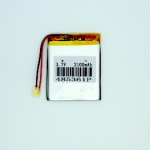 LiPo Battery 2100mAh with Protection Size 64x51x5mm