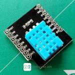 RobotDyn DHT11 - Temperature Humidity sensor Shield for WeMos D1 mini