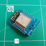 WeMos D1 mini (Compatible) Lua WIFI IoT ESP8266 Development Board