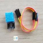 DHT11 Temperature and Relative Humidity Sensor Module