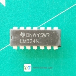 LM324 Single Supply Quad Op-Amp