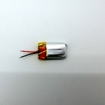LiPo Battery 75mAh with Protection Size 21x12x4mm