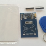 10 ชิ้น MFRC-522 RFID Module RC522 Reader Kits S50 13.56mhz 6cm with Tags RF IC Card