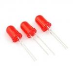 LED ขนาด 5mm สีแดง LED 5mm Red