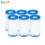 Intex Medium Filter Cartridge (A) 6-packed no.29000(6)