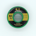 63/37 High Quality Soldering Wire 0.3mm 50g