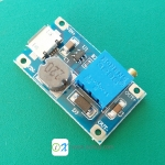 2A Step Up Module with MicroUSB 2-24V to 5-28V