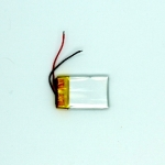 LiPo Battery 190mAh with Protection Size 31x19x4mm