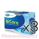(ซื้อ3 ราคาพิเศษ) MEGA We Care ii Care 30เม็ด ไอไอแคร์ ลูทีน บำรุงสายตา ชะลอการเสื่อมของสายตา ป้องกันการเกิดต้อกระจก