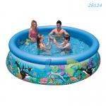 Intex Ocean Reef Easy Set Pool 10ft (305x76 cm) no. 28124