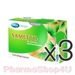 (ซื้อ3 ราคาพิเศษ) Mega We Care Sametto เมก้า วีแคร์ ซาเมทโต้ 30 แคปซูล ลดอาการที่เกิดจากต่อมลูกหมากโต ระยะที่ 1 และ 2 ได้แก่อาการปัสสาวะบ่อย ปัสสาวะขัด