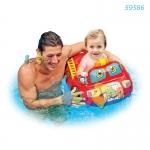 Intex Kiddie Float Fire Engine no.59586