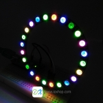 NeoPixel Ring 24 Bit WS2812 5050 RGB LED