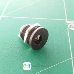 5.5x2.1mm Round DC Socket Panel Mounting