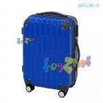 Fantastico Etiquette Suitcase 20in (51cm) - Blue no.8011BL-S