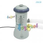 Intex Cartridge Filter Pump 3,785 L/hr (10-15 ft Pool) no.28638