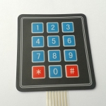 4x3 Keypad Keyboard