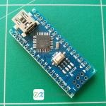 10 ชิ้น Arduino Nano 3.0 No Cable (Compatible)