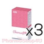 (ซื้อ3 ราคาพิเศษ) Nutri Master Clearasoft Pink 30เม็ด ลดการอักเสบของสิว รอยดำและรอยแผล ป้องกันการเกิดสิว และช่วยบำรุงผิวให้ขาวชมพูใส