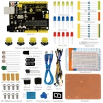 Keyestudio UNO R3 Breadboard Starter Kit ชุดเรียนรู้บอร์ด Arduino