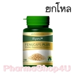 (ยกโหล ราคาส่ง) Fenucaps Plus 100เม็ด ฟีนูแคป ลูกซัด บำรุงน้ำนมแม่ คนที่น้ำนมน้อย น้ำนมไม่ไหล ต้องการกู้นํ้านม