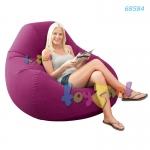 Intex Deluxe Beanless Bag Chair - Royal Grape no 68584