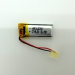 LiPo Battery 140mAh with Protection Size 32x12x5mm