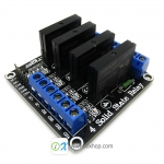 4 Channel 5V 2A SSR G3MB-202P Solid State Relay Module