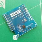 SHT30 Shield for WeMos D1 mini SHT30 I2C digital temperature and humidity
