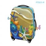 Fantastico Sand Beach Suitcase 24in (61cm) no.PT003-M