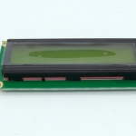 LCD1602 3.3V Yellow Green with Backlight