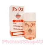 Bio Oil 60mL ไบโอออยล์ ช่วยรักษาแผลเป็น ผิวแตกลาย สีผิวไม่สม่ำเสมอ ผิวเสื่อมสภาพ ผิวขาดความชุ่มชื้น
