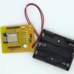 ESP8266-12E Full I/O Test Module with Battery Pack
