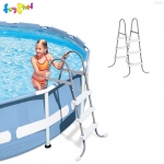 Intex Pool Ladder - Pool Height 36in (91cm) White no.28056