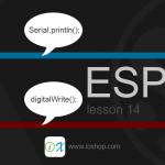 ESP32 เบื้องต้น :: บทที่ 14 การทำงานแบบมัลติทาสกิ้ง