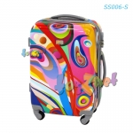 Fantastico Ear Flower Suitcase 20in (51cm) no.SS006-S
