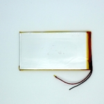 LiPo Battery 5000mAh with Protection Size 125x64x2mm