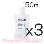 (ซื้อ3 ราคาพิเศษ) Physiogel Cleanser 150mL Daily Moisture Therapy Dermo-Cleanser ฟิสิโอเจล คลีนเซอร์ ทำความสะอาดผิว สูตรอ่อนโยน เหมาะกับทุกสภาพผิว แม้แต่ผิวแพ้ง่าย และผิวบอบบางของทารก