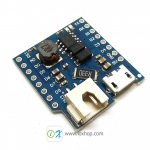 Battery Shield For WeMos D1 Mini (Clone)